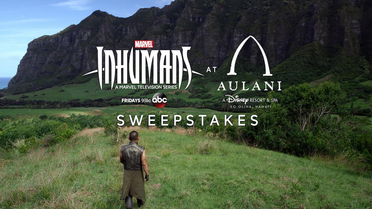 Marvel's Inhumans at Aulani