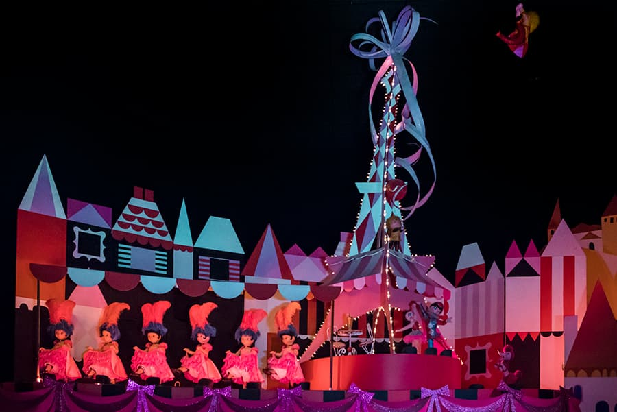 The Cultures of 'it's a small world' at Disneyland Park: Europe