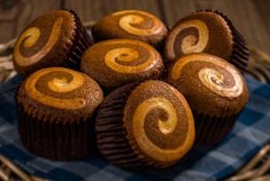 Pumpkin Cream Cheese Muffins at Disney's Yacht and Beach Club Resorts