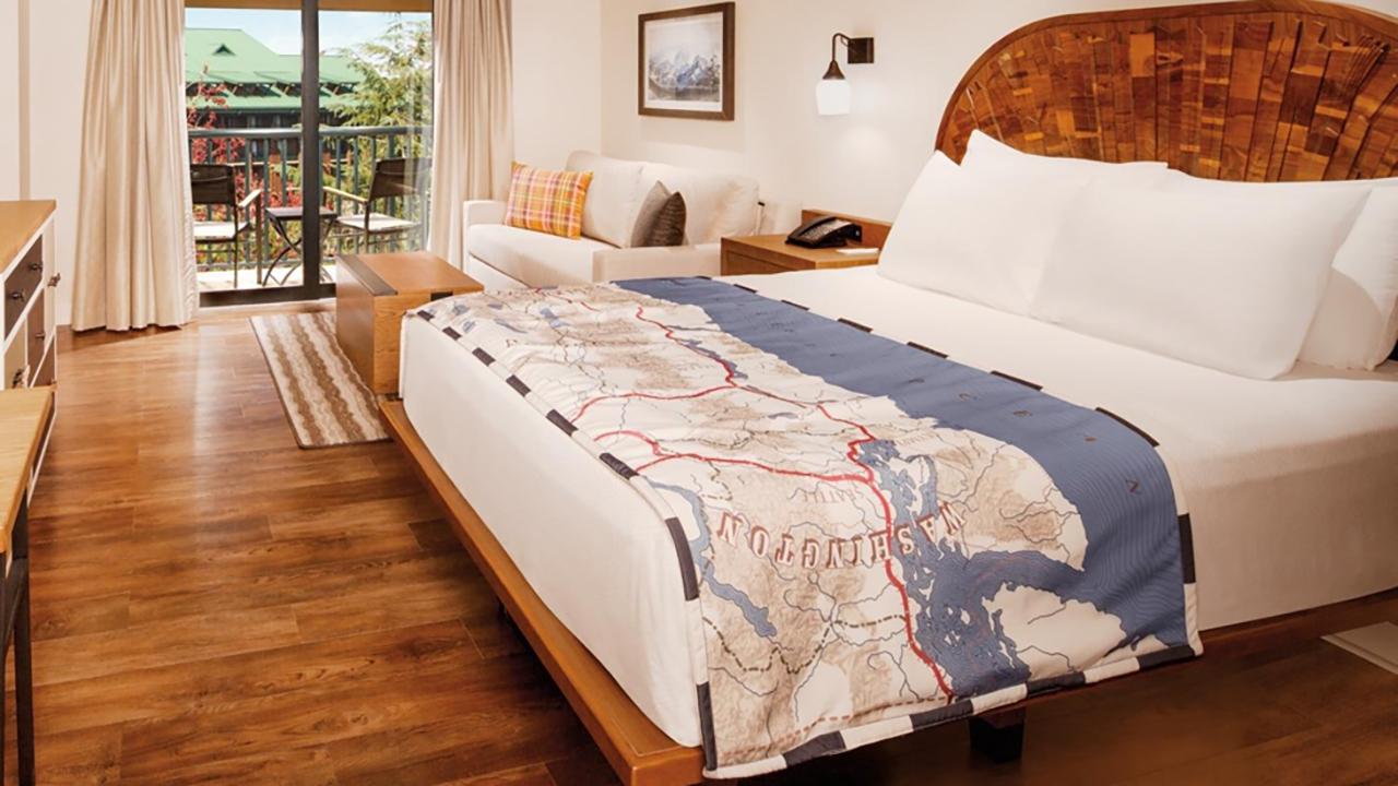 Bedroom at Copper Creek