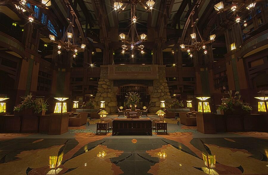 New Magic Awaits Guests at Disney's Grand Californian Hotel & Spa at Disneyland Resort