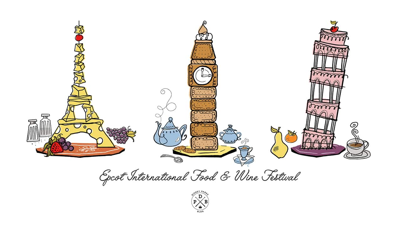 Celebrate the Epcot International Food & Wine Festival ...