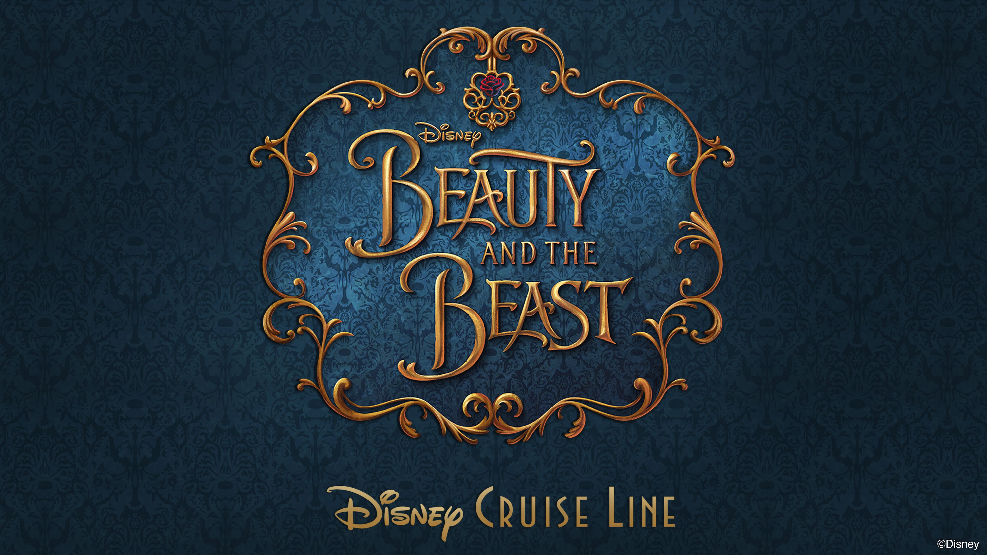 Beauty And The Beast Inspired Wallpaper Disney Cruise Line