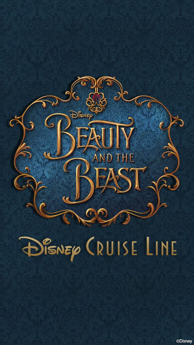 Beauty And The Beast Inspired Wallpaper Disney Cruise