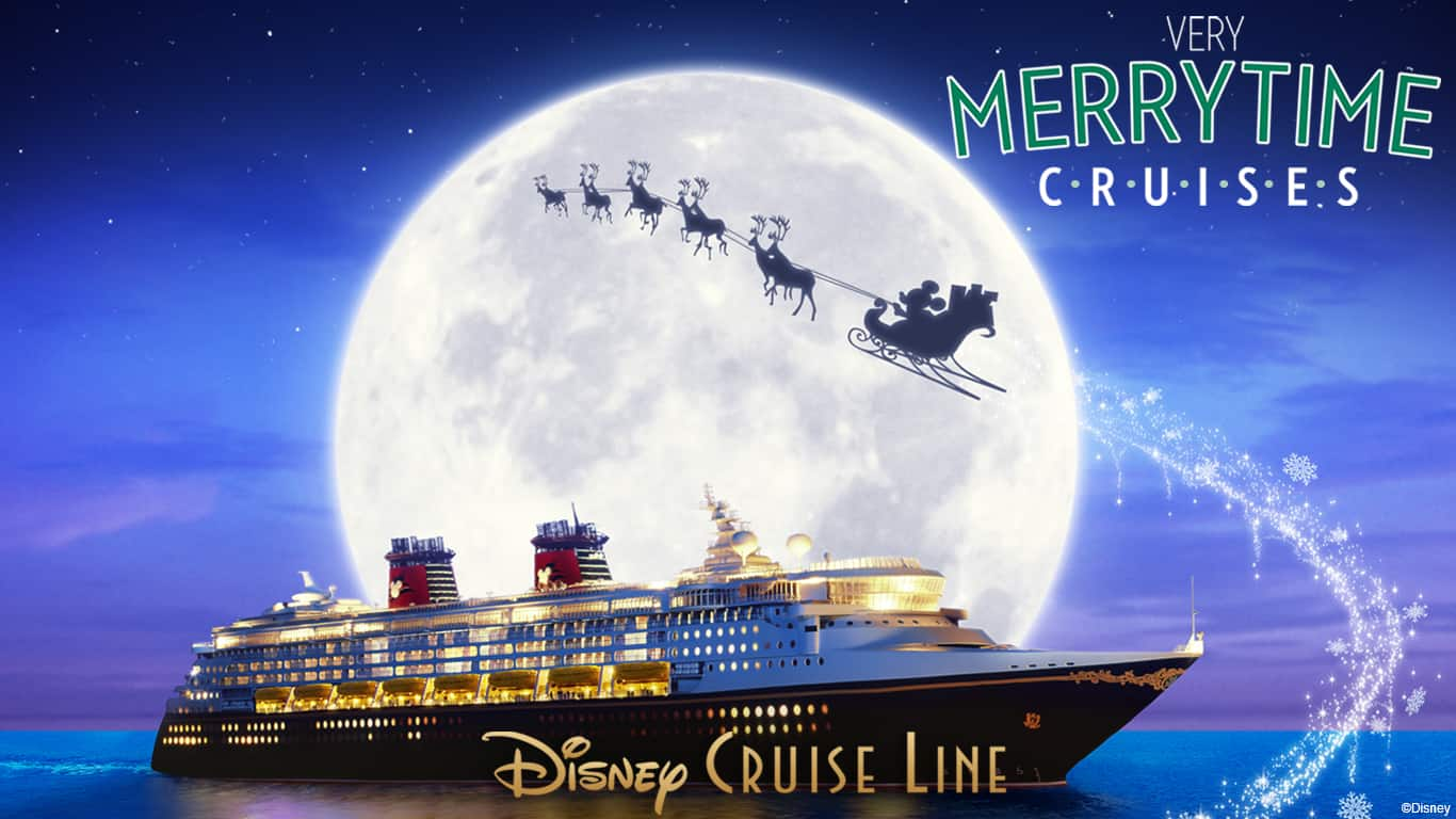 Disney Cruise Line – Very Merrytime Cruises Wallpaper
