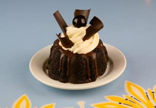 Black Forest Bundt Cake at Disney's Grand Californian Hotel & Spa
