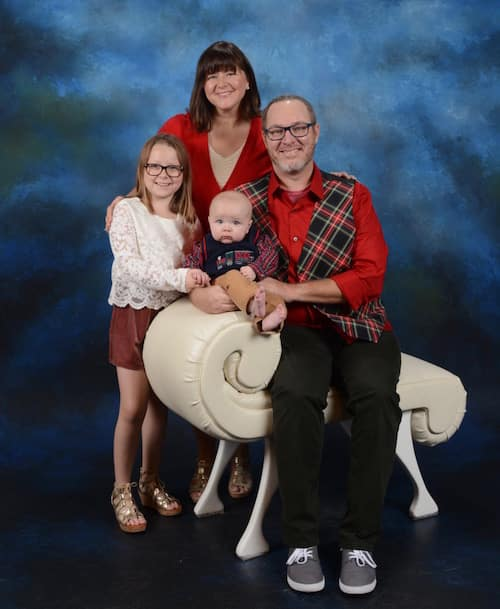 Family Photos at Disney PhotoPass Studio at Disney Springs