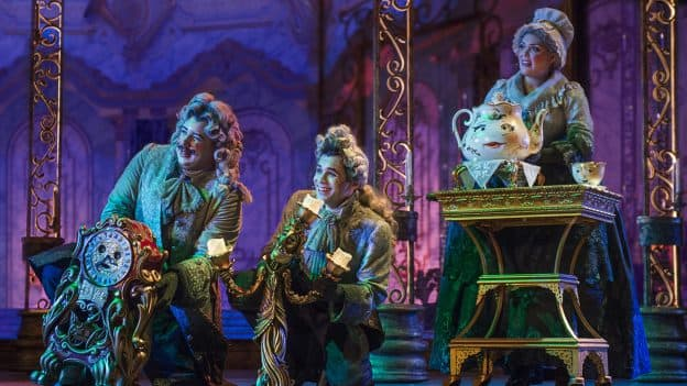 Disney Cruise, Beauty and the Beast
