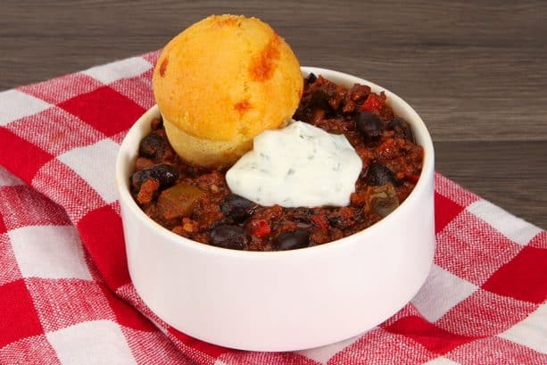Campfire Chili at Smokejumpers Grill at Disney California Adventure Park