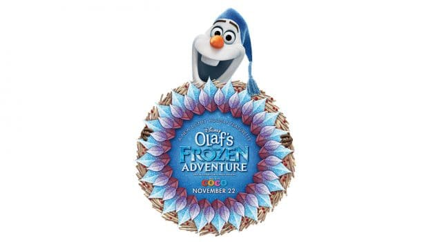 """Olaf's Frozen Adventure' at Disney California Adventure Park"