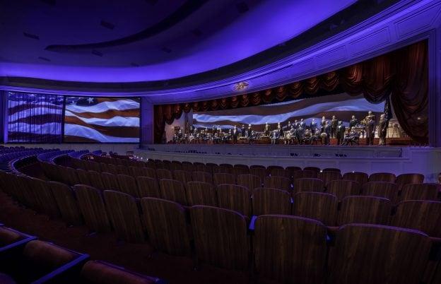 Image result for disneyworld.com hall of presidents