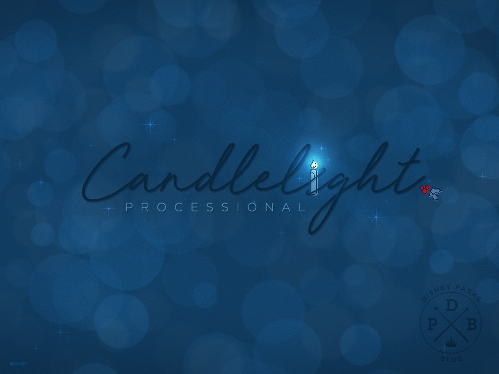 Disney Parks Blog Candlelight Processional Wallpaper