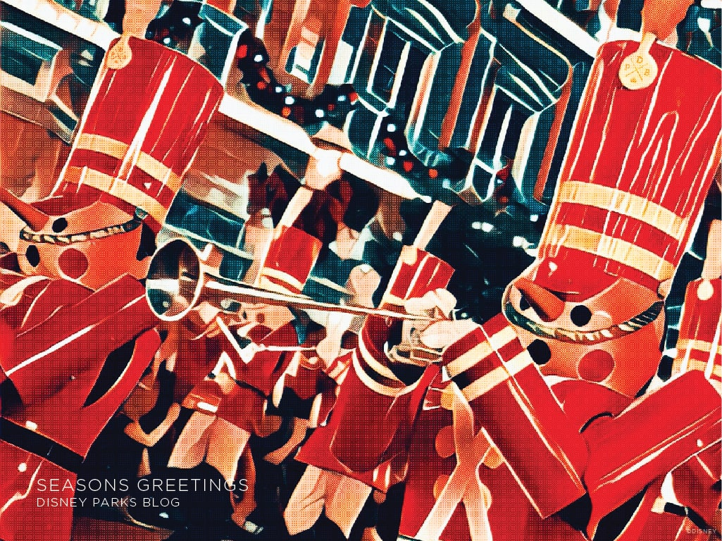 Disney Parks Blog Toy Soldier Wallpaper