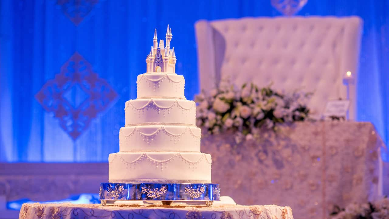 Disney Wedding Cakes for Your Happily Ever After