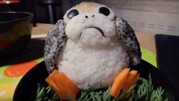 Disney Parks Bento Magic - Porg