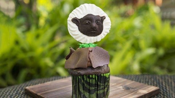 Cotton Top Tamarin Cupcake at Creature Comforts in Disney's Animal Kingdom