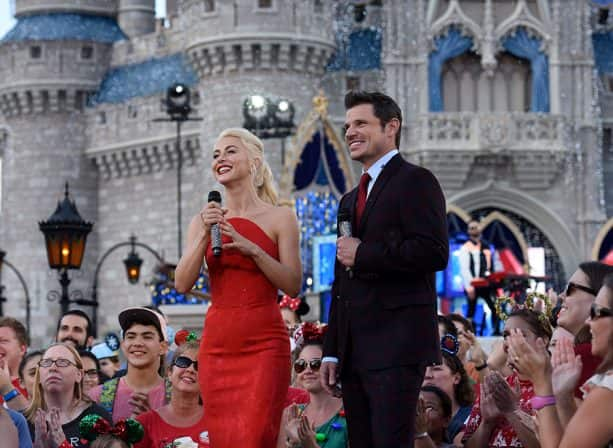 Disney Parks Magical Christmas Celebration 2019 Disney Parks Magical Christmas Celebration' Airs Christmas Day on