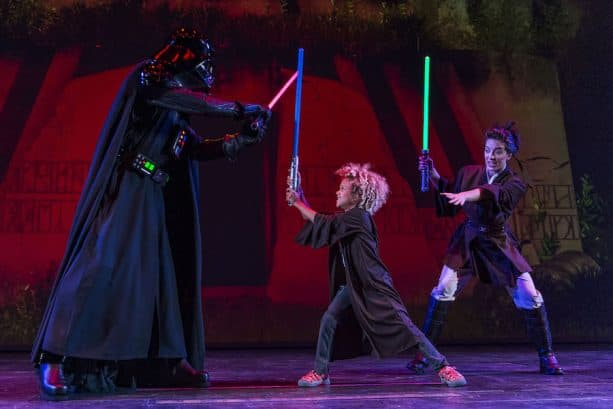 'Jedi Training: Trials of The Temple'