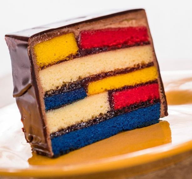 Almond Frangipane Cake from Epcot International Festival of the Arts