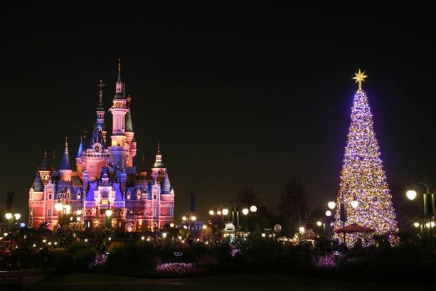 Countdown to the New Year at International Disney Parks