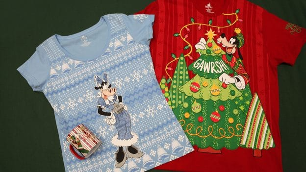 Disney Ugly Christmas Sweater.Rock Ugly Christmas Sweater Day With These New Styles At