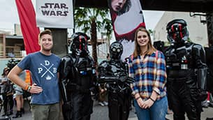 250 Disney Parks Blog Readers Enjoy The First Screening of 'Star Wars: The Last Jedi'