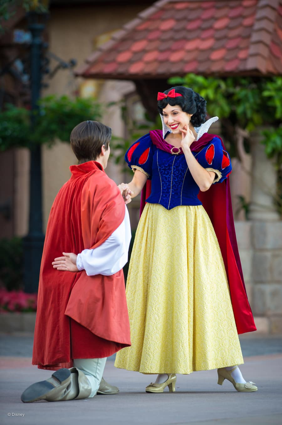Snow White And