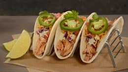 Chicken Tacos at The Arena at ESPN Wide World of Sports