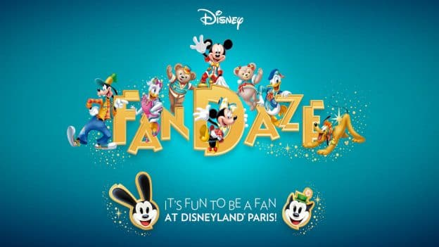 FanDaze at Disneyland Paris