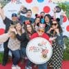 "Guests ""Rock the Dots"" at Disney Springs"