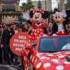Mickey and Minnie at Minnie's Hollywood Send-Off Ceremony at Disney's Hollywood Studios