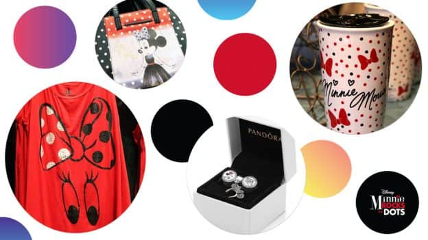 abe3738c167 New Minnie Mouse-Inspired Products  RockTheDots for National Polka Dot Day  2018 at Disney Parks