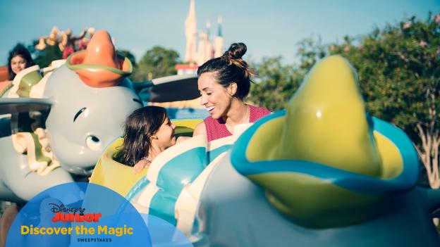 DisneyKids: Enter to Win a Magical Vacation to Walt Disney World Resort