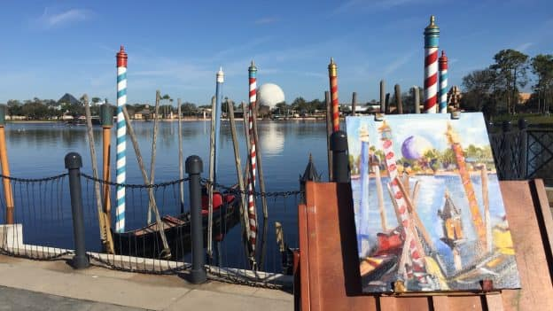 #DisneyParksLIVE Stream of Artist Will Gay's 'Sketches From the Park'