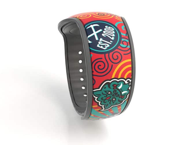 Limited Release MagicBand - Expedition Everest