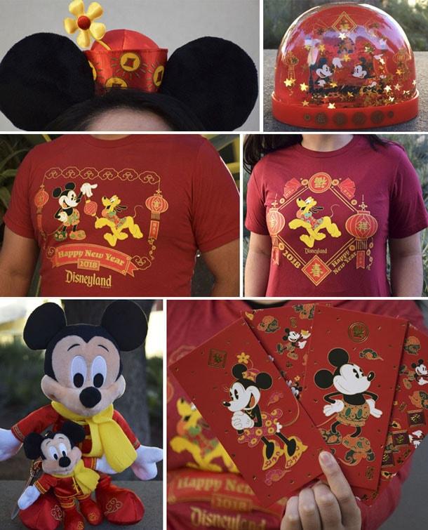 Lunar New Year Celebration Merchandise