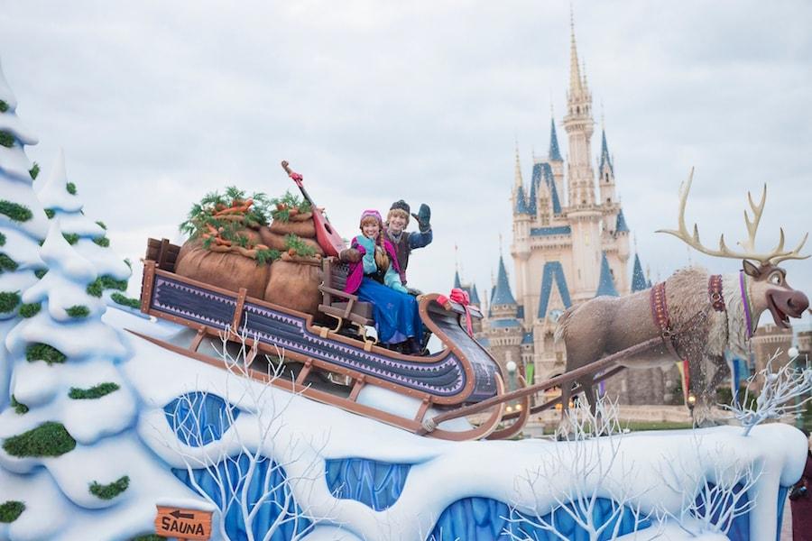 Frozen at Tokyo Disney Resort