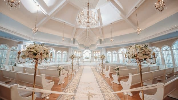 Disneys Wedding Showcase Designing The Wedding Of Your Dreams