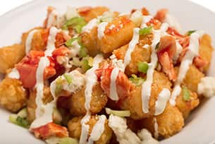 Buffalo Tots at The Friar's Nook at Magic Kingdom Park