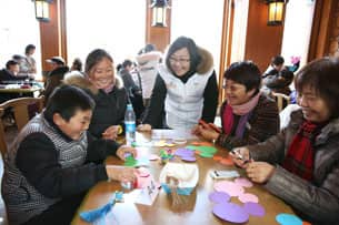 "Shanghai Disney Resort's ""Share the Joy"" initiative"