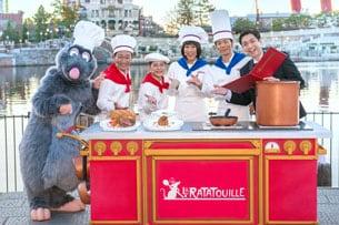 Chef Remy & You at Tokyo DisneySea