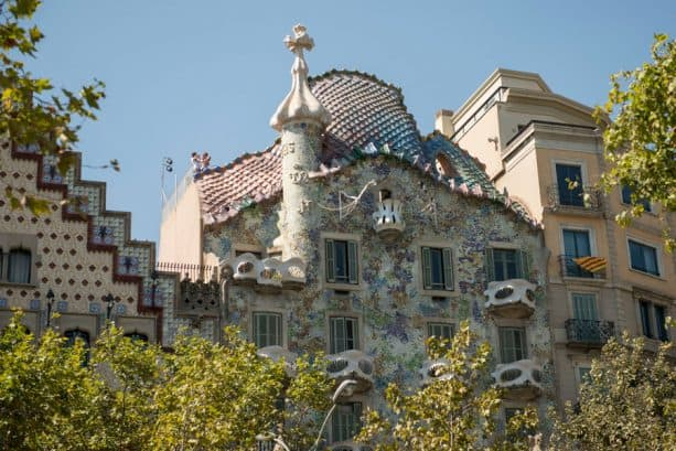 Cruising Europe Barcelona