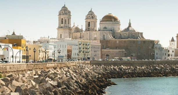 Cruising Europe Cadiz