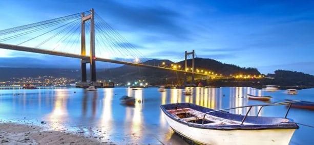Cruising Europe Vigo