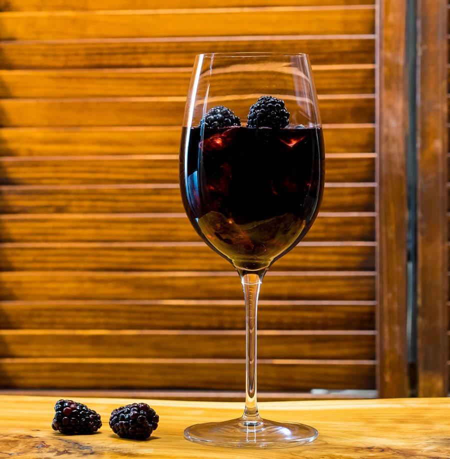 Red Sangria at Disney California Adventure Food & Wine Festival