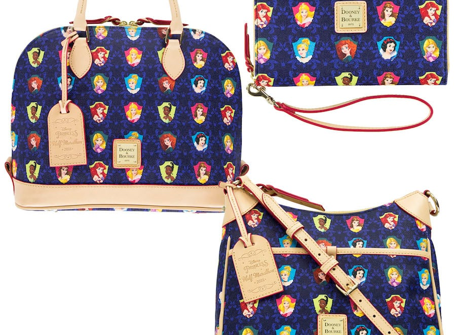 Disney Princess-inspired handbags by Dooney & Bourke