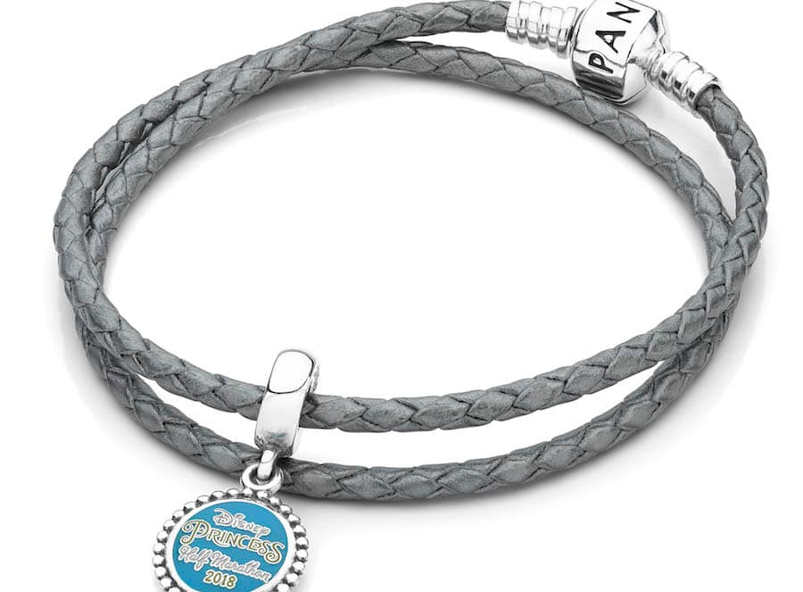 new Pandora Disney Princess Half Marathon bracelet and charm