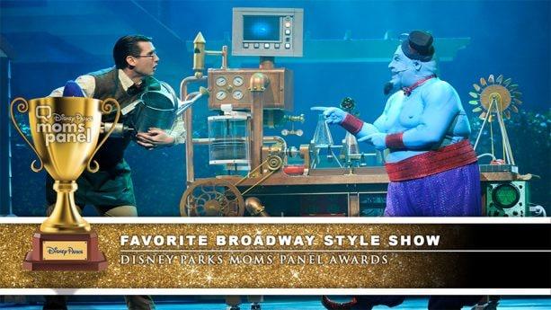 Disney Parks Mom Panel Disney Cruise Line Awards Favorite Broadway Style Show