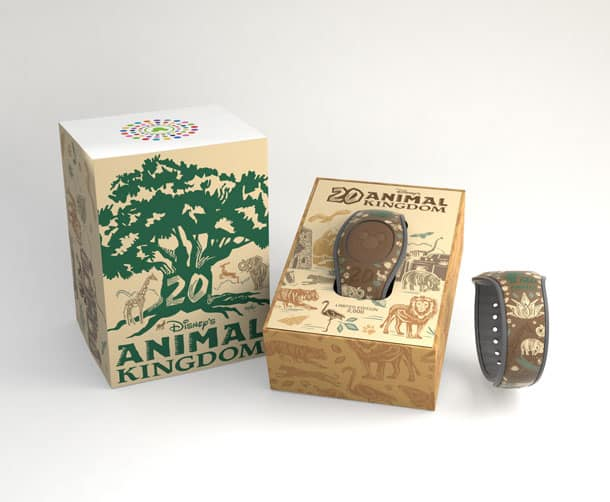 Limited Edition Disney's Animal Kingdom MagicBand