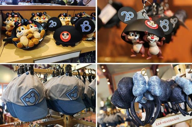 Disney Parks 2018 Collection Ear Hats